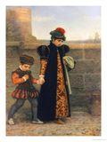 Millais-the-girlhood-of-saint-theresa