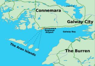 Aran map