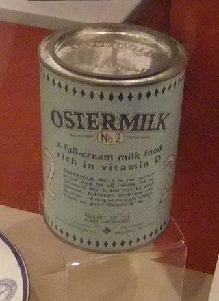 Scott's milk..