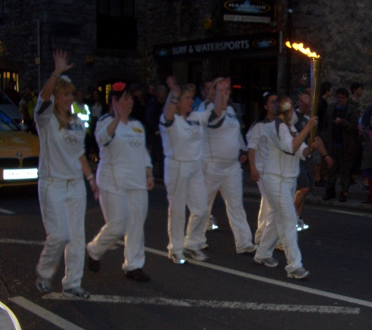London 2012 torch relay 2