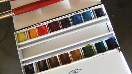 C vf paintbox
