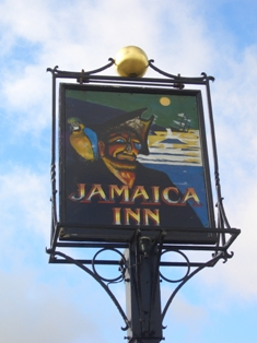 Ddm jamaica inn sign 2