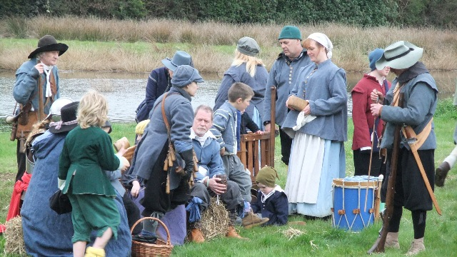 Sealed knot walk 8