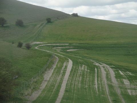 Ravilious landscape
