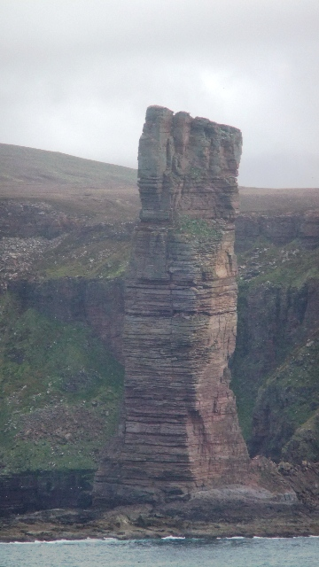 Orkney 2012 old man of hoy 4