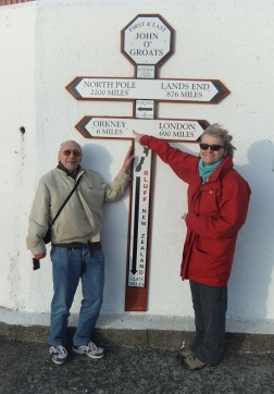 Orkney 2012 jog