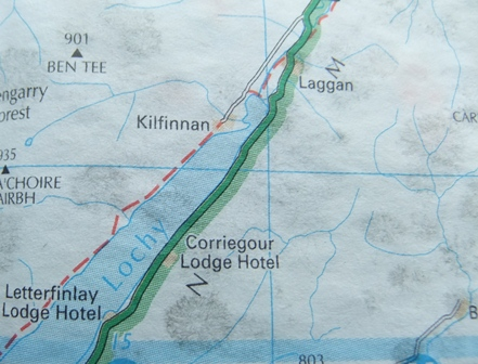 Orkney 2012 road map