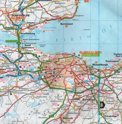 Orkney 2012 edinburgh map 2