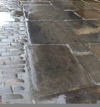 Orkney 2012 stromness + paving