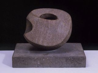 Involute - Barbara Hepworth (Pier Arts Centre, Stromness)