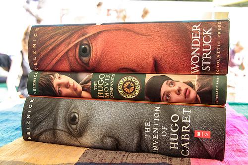 Pe12 Brian Selznick books
