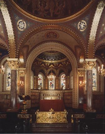 Gos chapel