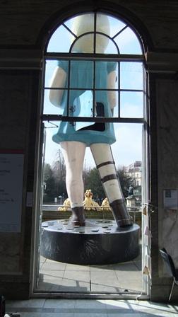 Bristol statue rev