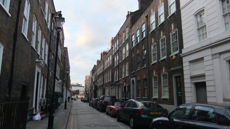 Dennis Severs' House, Folgate Street, London