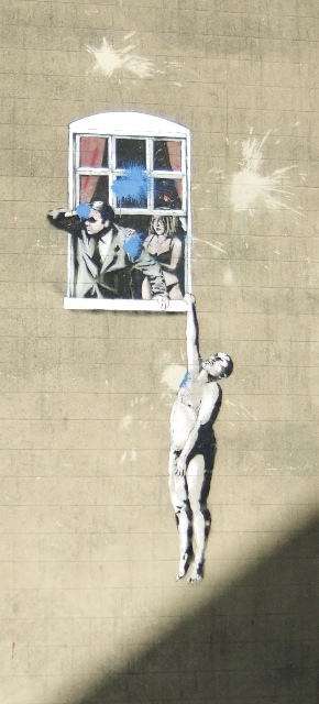 Bristol banksy 2