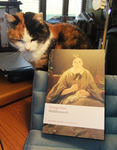 Team Middlemarch :: Book Three ~ Waiting for Death