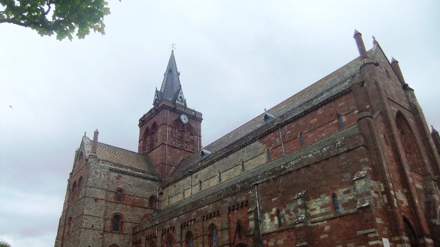 Orkney st magnus cath