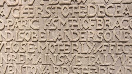 Orkney 2012 st magnus + lettering