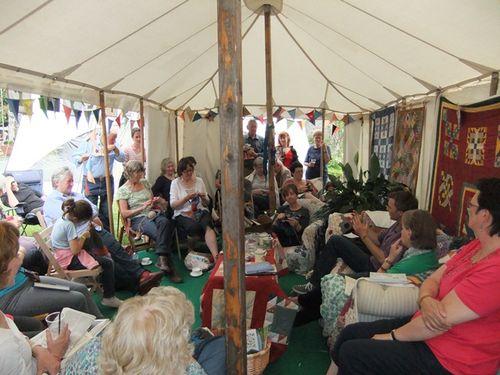 William Fiennes at Port Eliot Festival 2011