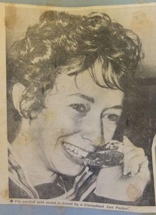 Olympics Tokyo 1964 - Ann Packer
