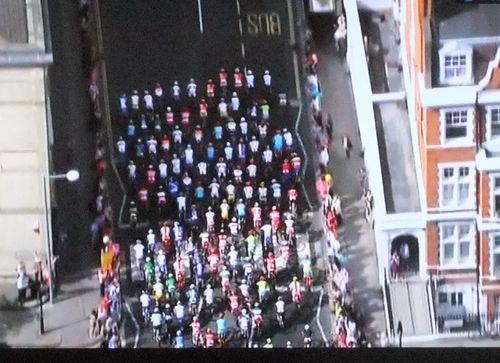 Olympics sat cycling