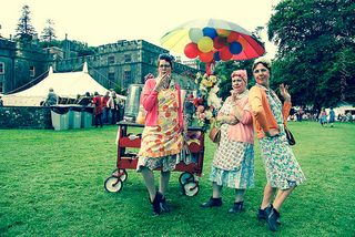 Port Eliot Tea Ladies