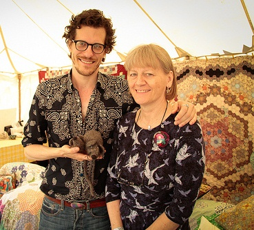 Brian Selznick Port Eliot 2012