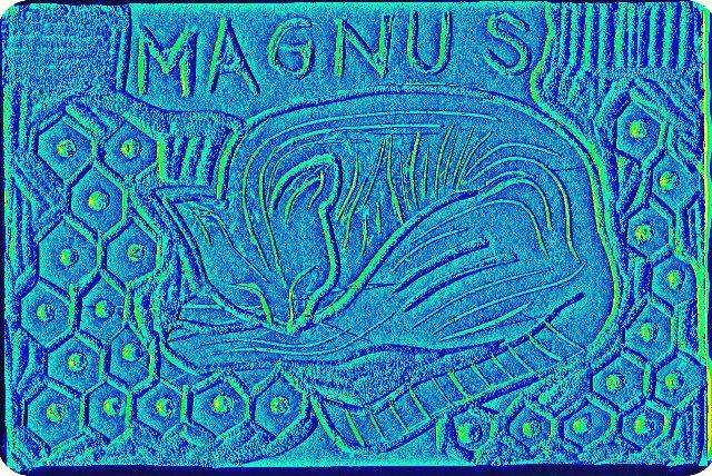 MAGNUS LINO CUT ED 1