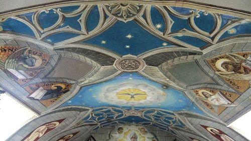 Orkney 2012 italian chapel + roof