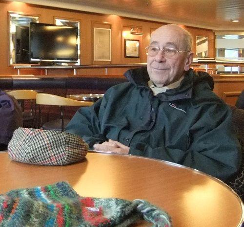 Orkney 2012 - homeward