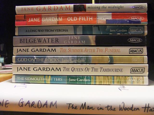 Jane gardam books