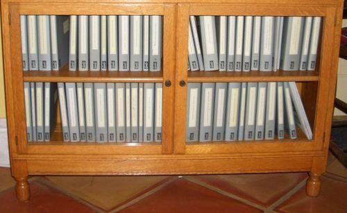 Persephone cabinet