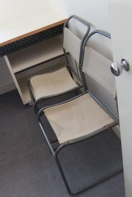 Hch metal chairs