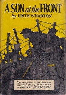 A Son at the Front ~ Edith Wharton