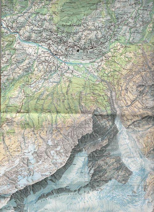 Grindelwald map