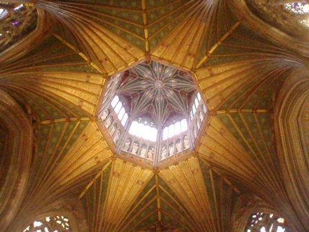 Ely cath roof 1