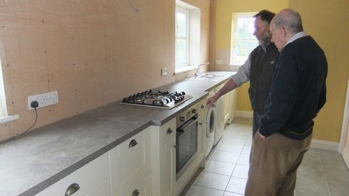 Tinkers cott kitchen