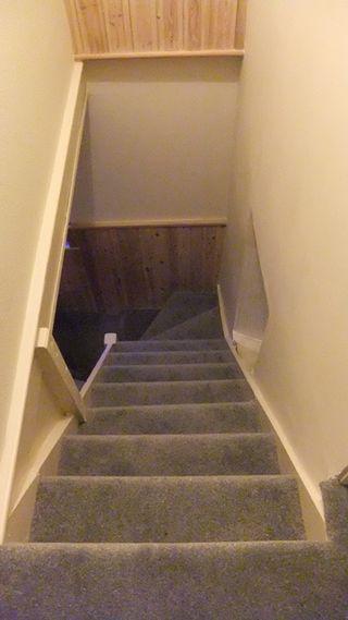 T cott stairs