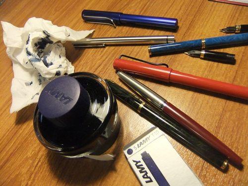 Pens I have loved...