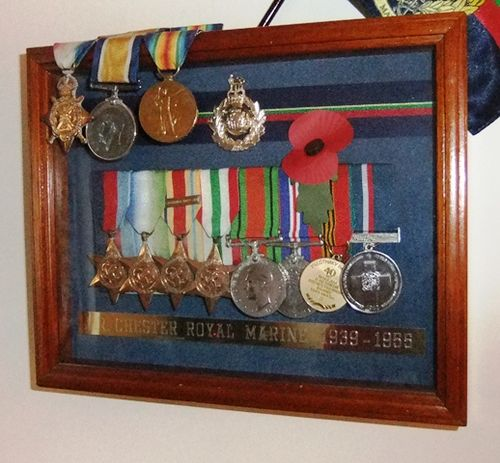 The Tinker's medals