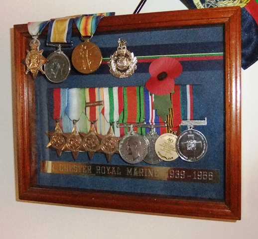 Arctic convoy medals