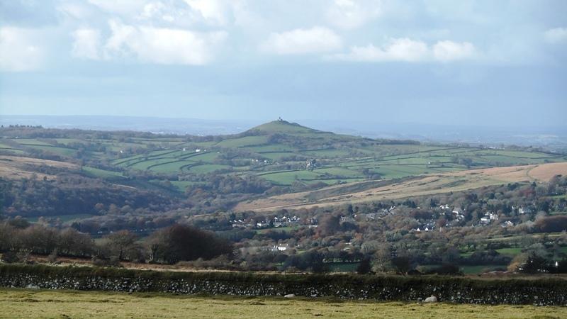 Dartmoor -white tor
