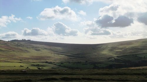 Dartmoor white tor - staple tor