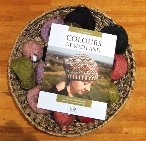 Colours of Shetland ~ Kate Davies