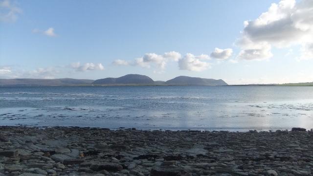 Orkney 2012 beach + hoy