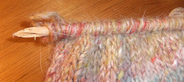 Nell knits 3
