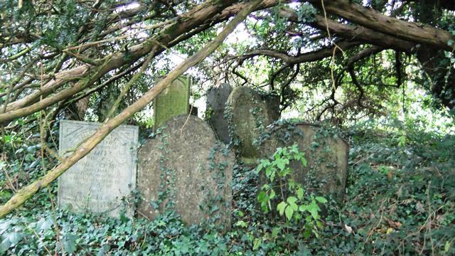 Beating the Bounds ~ Churchyard
