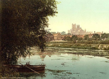 Ely, Cathedral