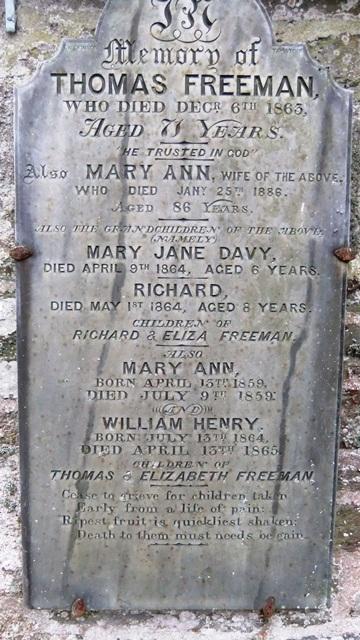 Btb gravestone