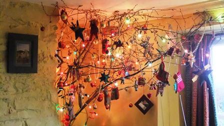 Christmas bough 11